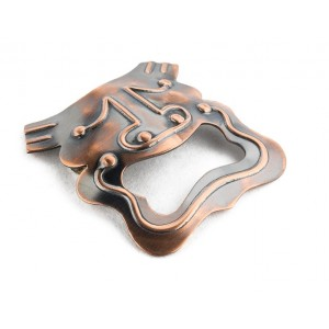 Rebajes Tragedy Copper Pin